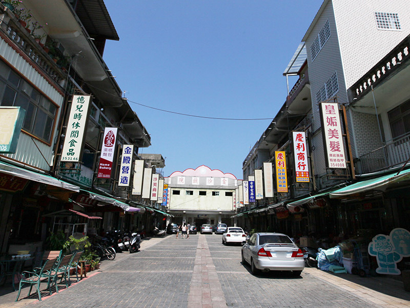 Shamei Shopping District