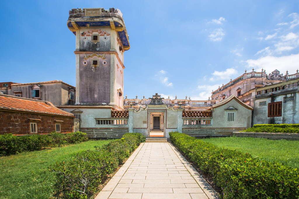 더위에(得月)루 – 사진: 진먼관광여행사이트 페이지 캡쳐