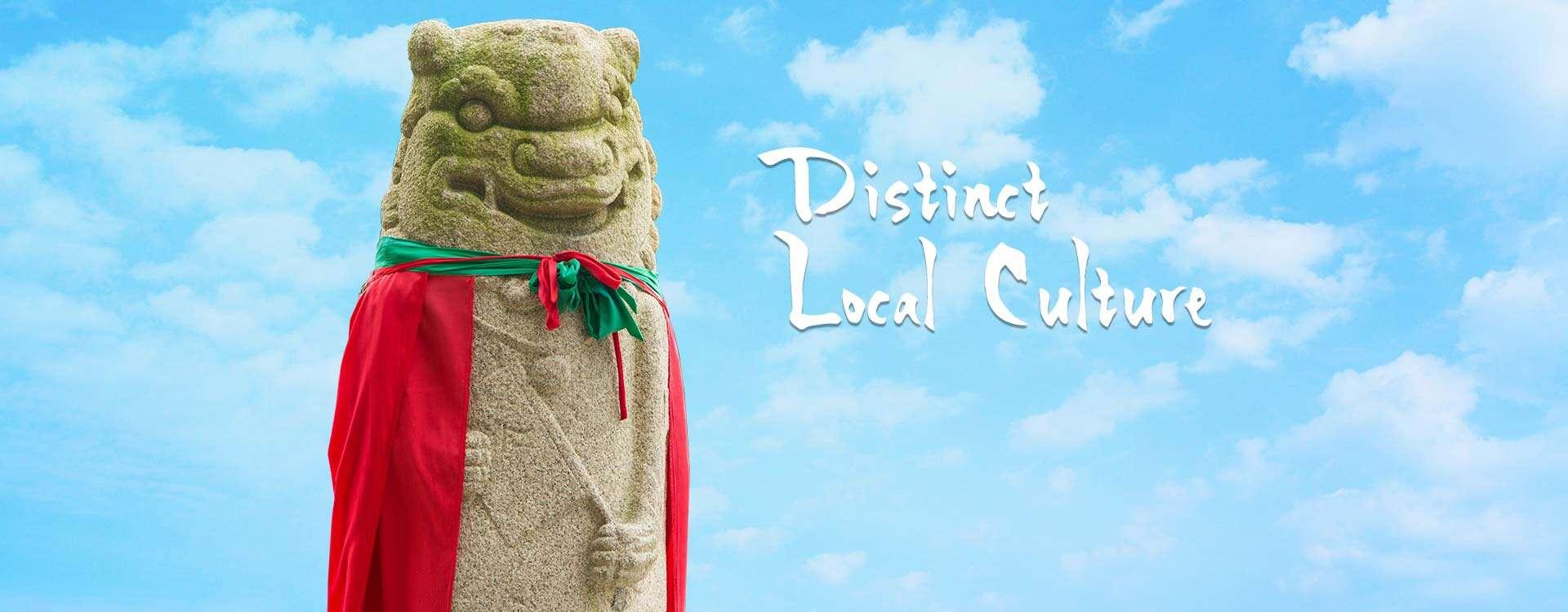 Distinct Local Culture