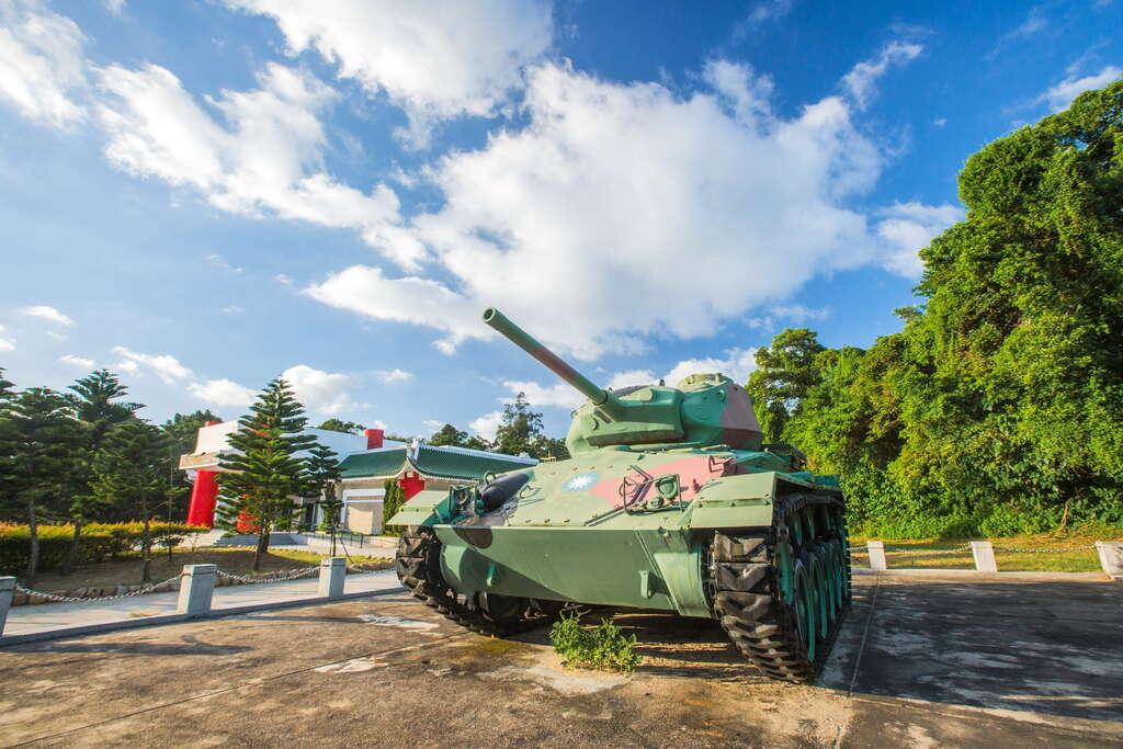 金門景點,八二三戰史館