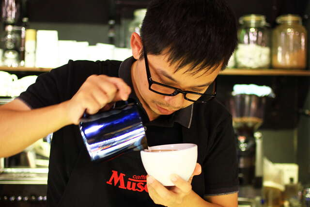Lin+Coffee