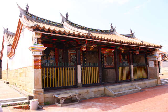 Tsai Family Ancestral Shrine, Qionglin