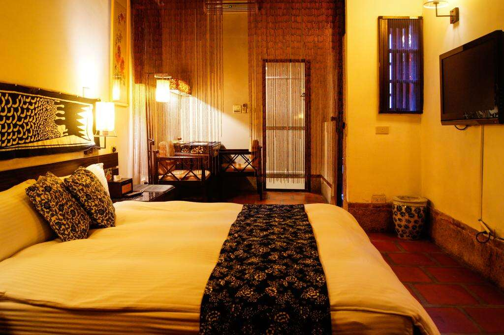 Grace Homestay double room